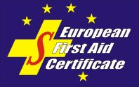 European First Aid Cerftificate
